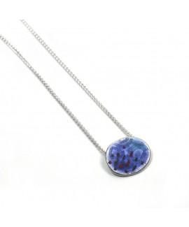 Small petri pendant dots